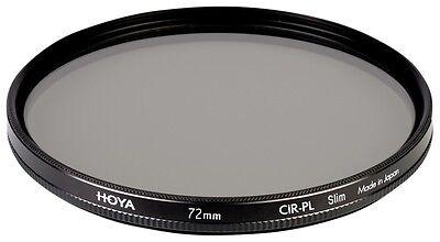Polfilter Hoya Cirkular Pol Slim 72 mm