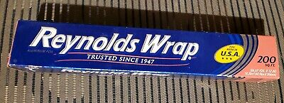 Reynolds Wrap Aluminum Foil 200 Square Foot Roll