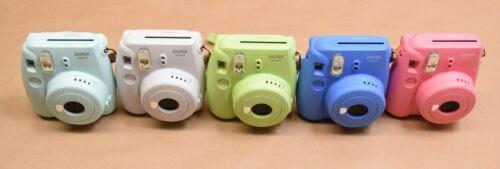 Fujifilm Instax Mini 9 Instant Camera, Different Colors