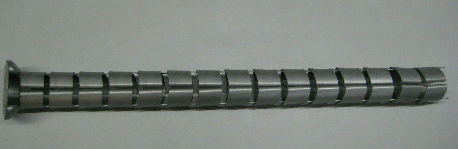 ERGOBASIS Kabelwanne 600 mm StahlblechKabelkanal für Schreibtisch NEU