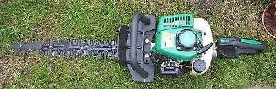 GARDENLINE HEDGE TRIMMER FULLY WORKING - CASH ON COLLECTION ONLY  OSWESTRY