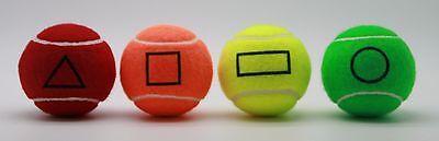 Price of Bath  4 Tennis Balls- Shapes & Colours