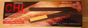 ORIGINAL CHI FLAT IRON     **like new condition**
