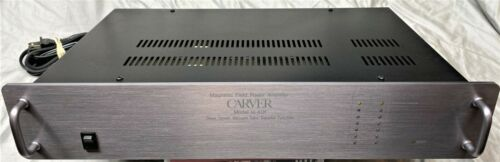Carver M4.0T Amplifier - Mint Cond with all new Caps and many upgrades.  Rare!