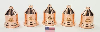 5 Pcs 120931 Fits Hypertherm Powermax 100012501650 Aftermarket Nozzle