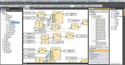Honeywell Comfort Point Open Studio 110.4 Software With Project Manager License