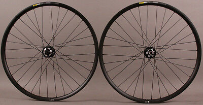 Mavic EN427 Rims 27.5 650b Mountain Bike MTB Wheelset 6B Hubs 15mm Ft 12 x 142mm - Mavic Mtb Rims