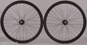 H-Plus-Son-SL42-Black-Singlespeed-Track-Fixed-Gear-Bike-Wheelset-Wheels-fx-fx