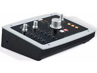 Audient iD-22 Audio Interface PC Mac Sound Card USB Optical ADAT DSP Mixer Mixing desk