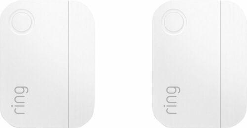 Ring Alarm Contact Sensor 2nd Generation 2-Pack 4SD2SZ-0EN0 NEW