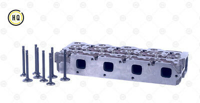 Kubota Bobcat Cylinder Head With Valves 19077-03040 V2203 V2403 4 Cylinder