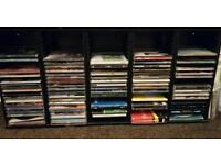 80 Cds Bundle mixed genres with Storage Pop, Rock, R&B, Classical, Indie