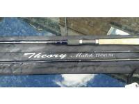 Daiwa theory 13ft match rod