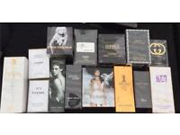 AFTERSHAVES AND PERFUMES..PACO RABANNE # DIOR #GUCCI £20