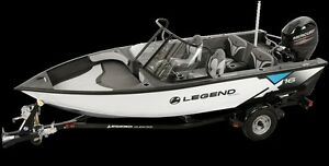 2016 Legend Boats X16 - ALL IN PRICE, NO EXTRA FEE $76/WK Now yo
