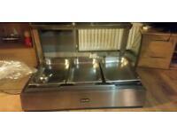 Lincat hot plate/cabinet