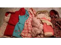 Girls Winter Coats Jackets. Size 2-3 years. Some designer boutique