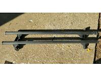 CAM TOTUS Roof Bars to fit Peugeot 206 3-door (1998 to 2010)