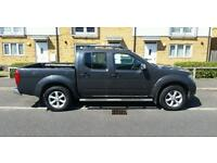 2008 NISSAN NAVARA OUTLAW 2.5 DCI 8 MONTHS MOT GREAT CONDITION NO VAT