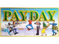 Waddingtons Pay Day Board Game