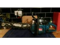 Makita dcs 520i chainsaw
