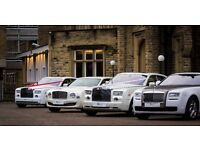 wedding cars, wedding limousine hire, limo hire, prom car hire, prom limousine rolls royce hire
