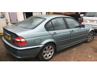 BMW 320d 52plate 150hp only 117k 5 speed gearbox