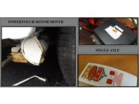 Motor Mover Powertouch Single Axle Caravan Or Trailer. BARGAIN