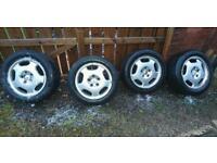 Mercedes wheels alloys 16 inch