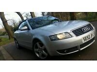 Audi a4 1200 if gone today long mot full v5