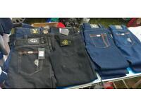 Gucci LV stone island armani jeans new