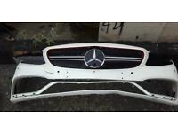 Mercedes c63s amg front bumper orignal