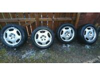 Mercedes 16inch refurbished alloys
