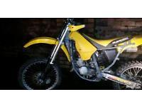 Suzuki rm 125 1992 spare or repair