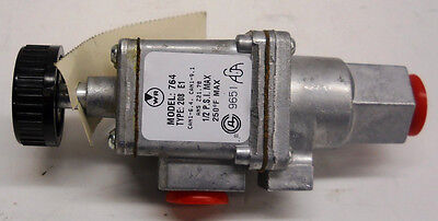 White Rodgers Emerson Gas Safety Valve Model 764 Type 208 12 Psi Max