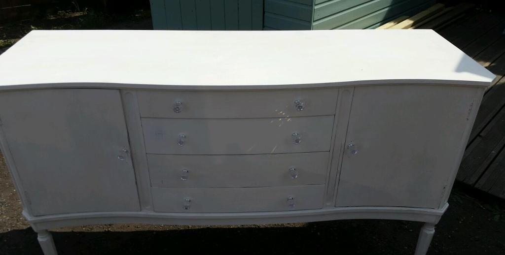 shabby chic sideboard in wallingford oxfordshire gumtree. Black Bedroom Furniture Sets. Home Design Ideas