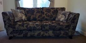 Sofa - 3 seater - excellent condition