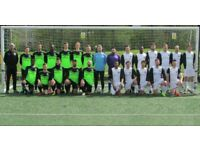 11 ASIDE FOOTBALL ON SUNDAY AND SATURDAY. JOIN FOOTBALL TEAM IN South London