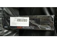 AUDI A3 S3 RS3 QUATTRO NUMBER PLATE HOLDER RARE