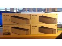 4 x BNIB Sony SRS-X88 WIFI Multiroom Speakers RRP £1400