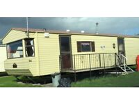 Willerby Beaumaris sited on North Wale Coast includes site fees
