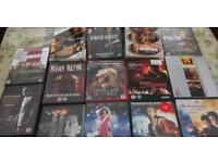 20 DVD movies & Sony DVD player