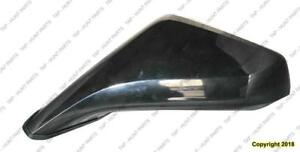 Door Mirror Power Driver Side Heated Ptm Without Auto Dimming Glass (Oe Has Dimming Glass) Chevrolet Camaro 2010-2015