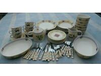 Marks & Spencer Crockery and Cutlery set