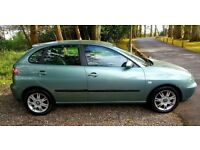 Seat Ibiza 1.4 16v SE. ONLY 49K 12 Month MOT. Astra, Fiesta, Mini, Micra, Polo, Golf, Corsa, Punto,