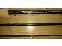 Custom Sage RPL+ fly rod