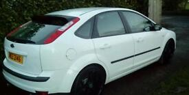 2007 1.8 tdci Ford Focus *Remapped*
