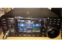 Icom 7300 new unopened