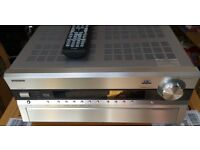 ONKYO TX-SR875 THX ULTRA CERTIFIED, HDMI, 3D, RADIO 870 WATTS CINEMA RECEIVER, FULLY TESTED IN BOX.