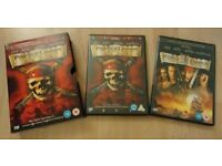 Pirates of the Caribbean The Lost Disc boxset